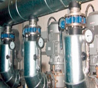 Ice water pressure system